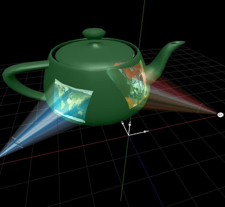 Projector (EX9 Effect) | vvvv