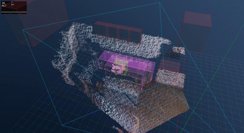 Kinect Hitboxes DX11 | vvvv