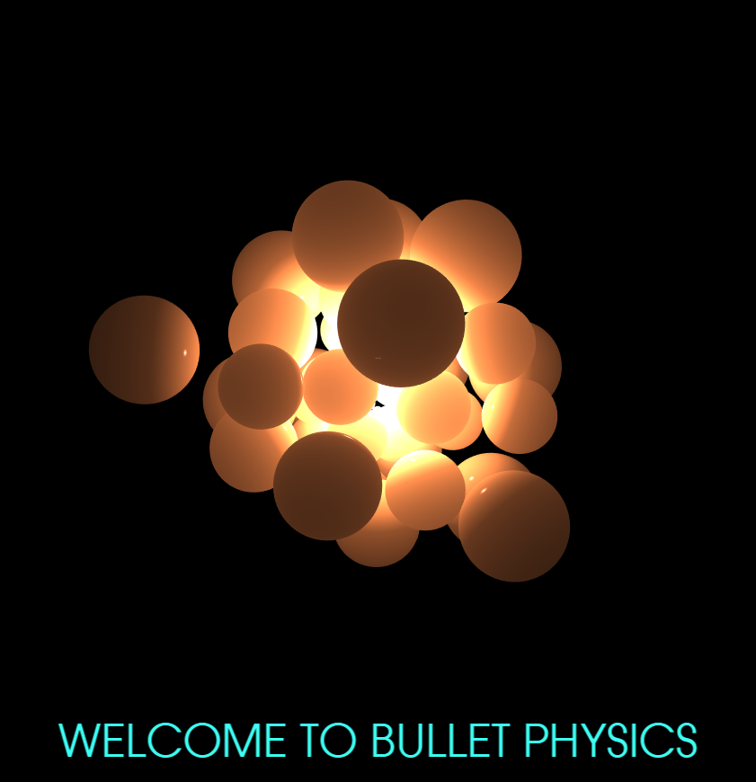 NODE17 - Bullet Physics | vvvv