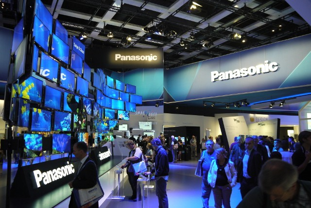 TV Monument for Panasonic at IFA 2012 Berlin