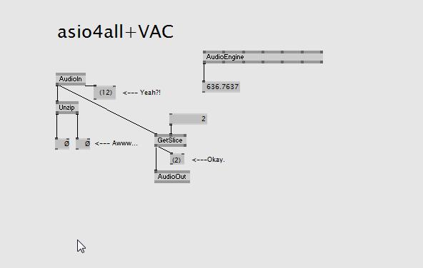 VVVV Audio Pack Alpha | vvvv