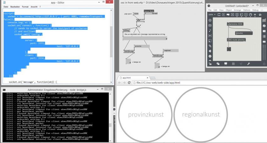 UDP / OSC problem - question - Forum