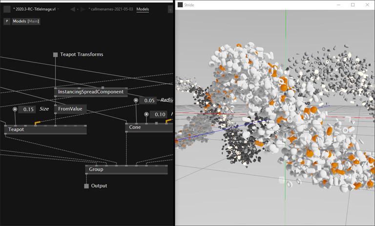 Online Workshop: Shiny generative graphics with vvvv