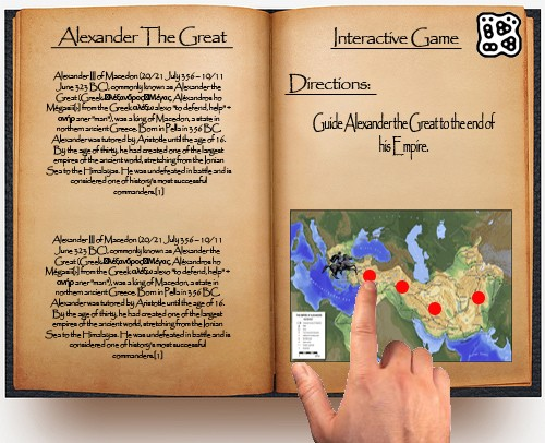 Interactive Book - question - the Forum