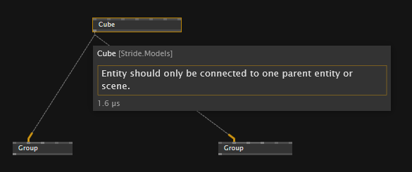 no tree. we get a runtime warning