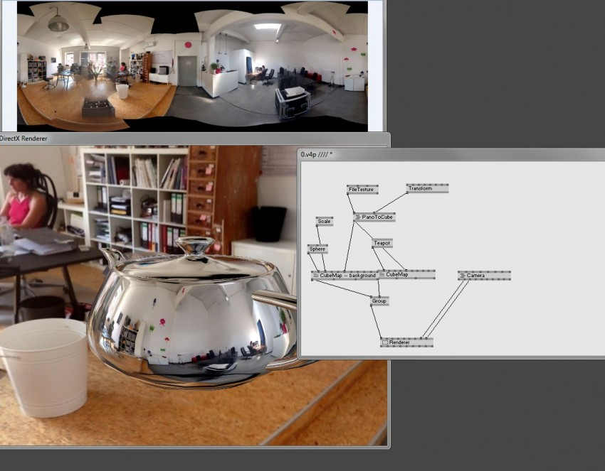 Creating Cubemaps - simple solutions - Using Apps like
