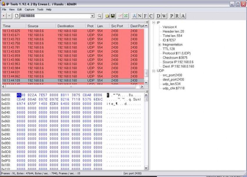 Soundlight SLESA-IP Ethernet-DMX interface - question - Forum