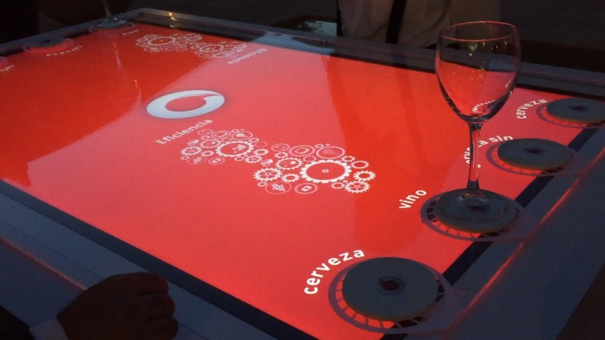 Openinig of the vodafone Smart Center (Seville)