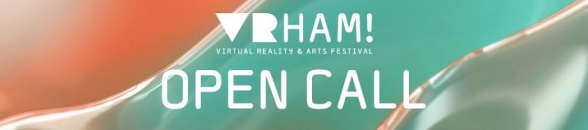 VRHAM! Open Call 2021