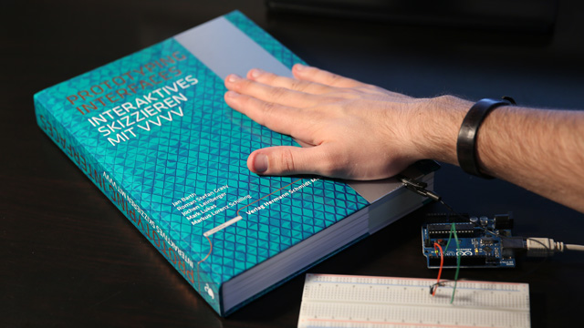 Book Cover Typografie : Prototyping interfaces interactive sketching with vvvv