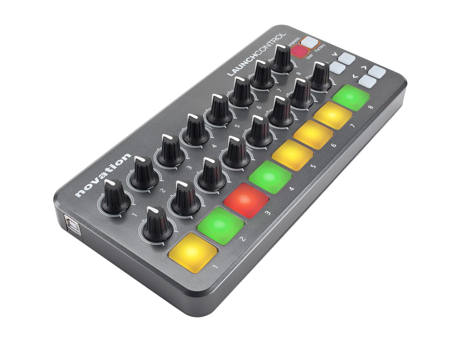 Midi Devices Full Control : launchcontrol midi devices vvvv ~ Vivirlamusica.com Haus und Dekorationen